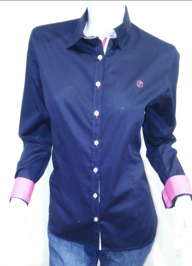 camisa marino paco rogel