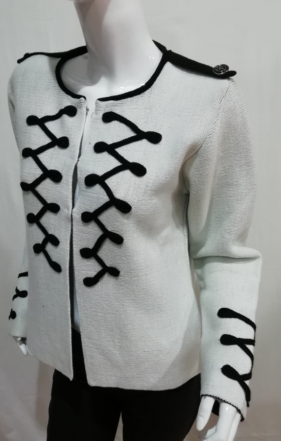 chaqueta wite golt crudo